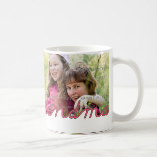 Personalised Mother's Day Photo Mug for Grandma