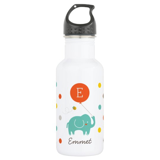 Personalised | My Balloon 532 Ml Water Bottle