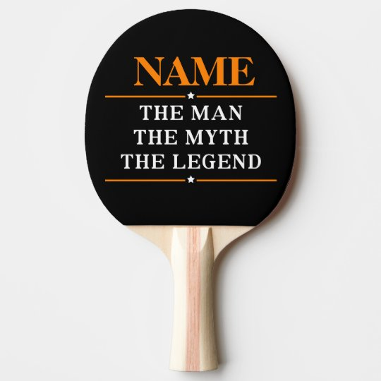 Personalised Name The Man The Myth The Legend