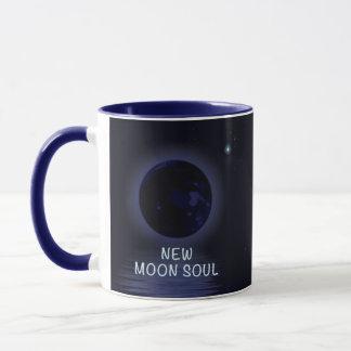 Personalised New Moon Phase Mug