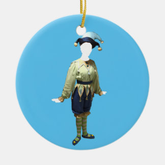 Personalised Nutcracker Polichinelle Ornament
