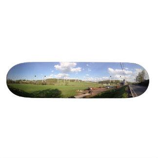 Personalised Panoramic Photo Skateboard Designs