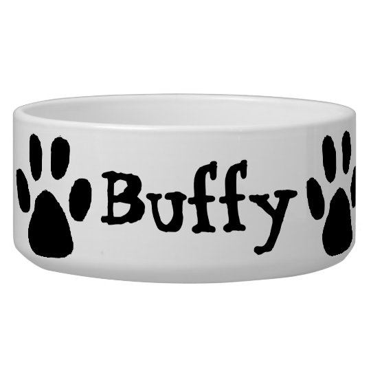 Personalised Pet Dish