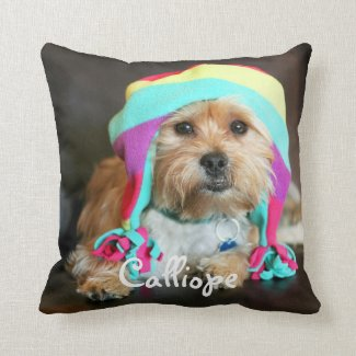 Personalised Pet Photo Pillow