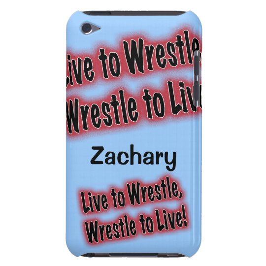 Personalised Phone Case for Wrestler