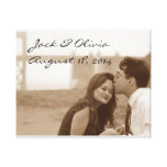 Personalised Photo Canvas Canvas Prints