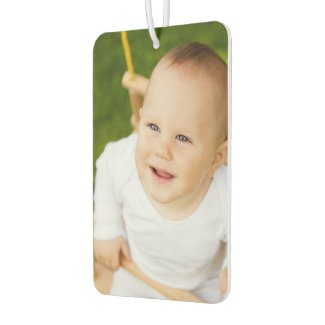 Personalised Photo Car Air Fresheners