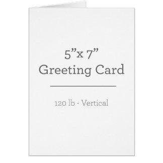 Personalised Photo Greeting Card