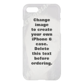 Personalised photo iPhone 7 case. iPhone 8/7 Case