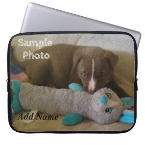Personalised Photo Laptop Case