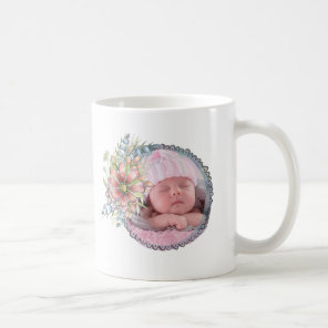 Personalised Photo Love you Auntie Coffee Mug