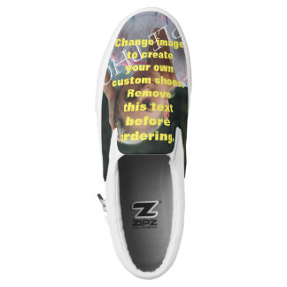 Personalised photo shoes. Create your own! Printed Shoes