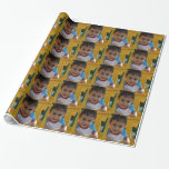 Personalised Photo Wrapper Paper