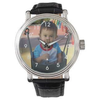 Personalised Photo Wrist Watch
