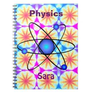Personalised Physics NoteBook