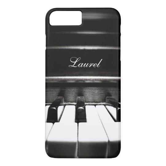 Personalised Piano  Music iPhone 7 Plus Case