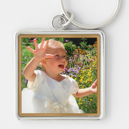 Personalised Picture Keychains with YOUR PHOTO