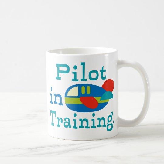 Personalised Pilot in Training Coffee Mug