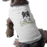 Personalised Pitbull Pet Tee Shirt