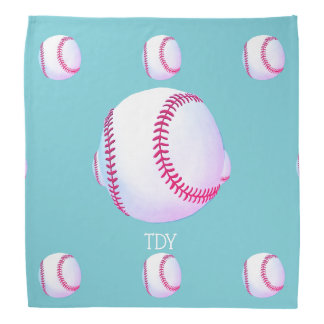 "Personalised ""Pitch Perfect Baseball"" Bandana"