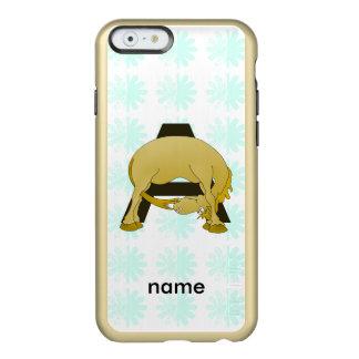Personalised Pony Monogram A Incipio Feather® Shine iPhone 6 Case