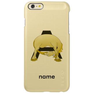 Personalised Pony Monogram A iPhone 6 Plus Case