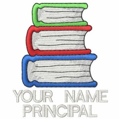 Personalised Principal Womens  L/S Shirt