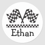 Personalised Racing Rally Flags Gift