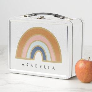 Personalised Rainbow Lunchbox