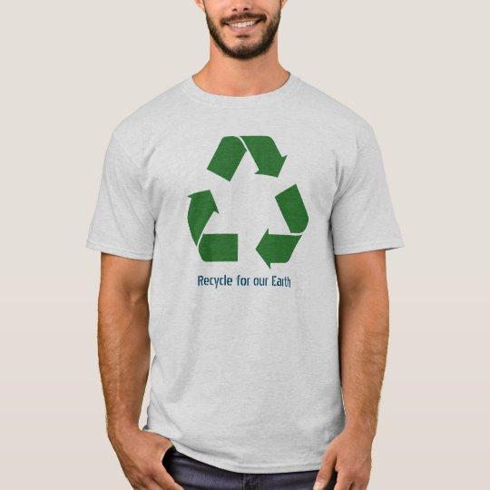 Personalised Recycle Tee