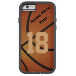 Personalised Retro iPhone 6 case Basketball Cases Tough Xtreme iPhone 6 Case