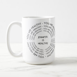 Personalised RX Mug for Health