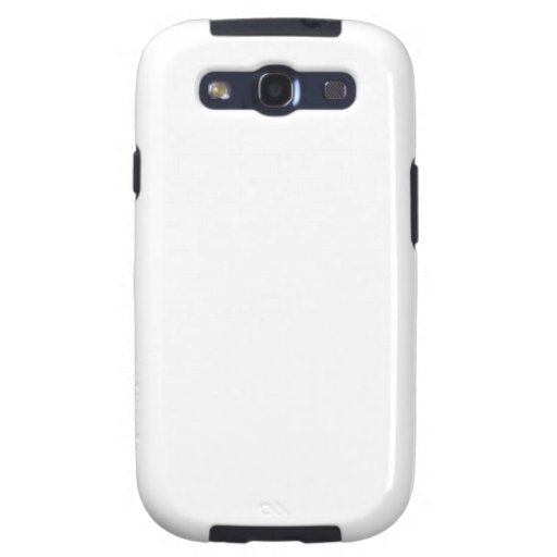Personalised Samsung Galaxy S3 Case