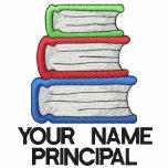 Personalised School Principal Womens Jacket