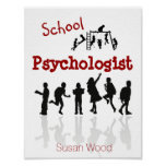 Personalised School Psychologist Poster
