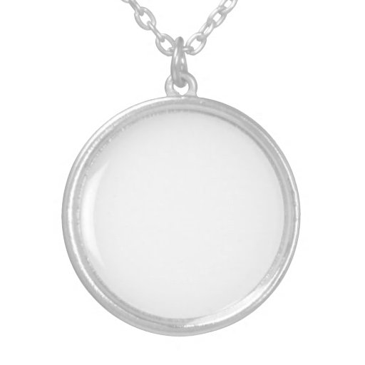 Personalised Silver Plated Necklace