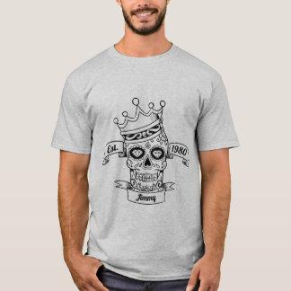 Personalised Skull t-shirt