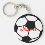 Personalised soccer keychains | Add your name