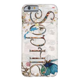 Personalised `Sophie' `Fairy design' Barely There iPhone 6 Case