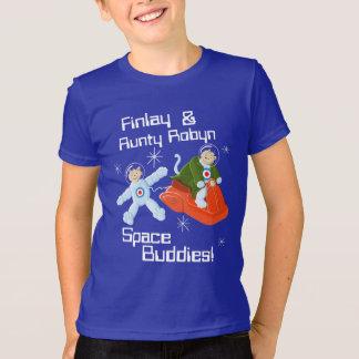 Personalised Space Buddies! T-Shirt