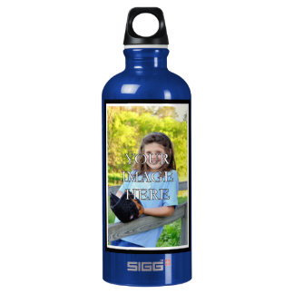 Personalised Sports SIGG Traveller 0.6L Water Bottle