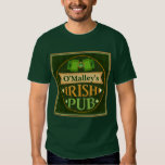 Personalised St. Patrick's Day Irish Pub T-Shirt