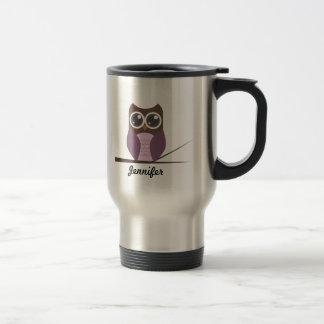 Personalised Sweet Owl Mug