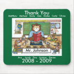 Personalised Teacher Mousepad