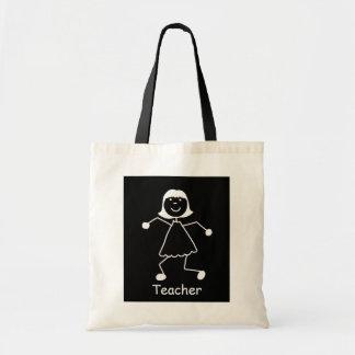 Personalised Teacher's Book Bag