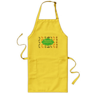 Personalised  Thanksgiving Cook Team Apron