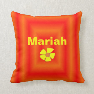 Personalised Throw Pillow