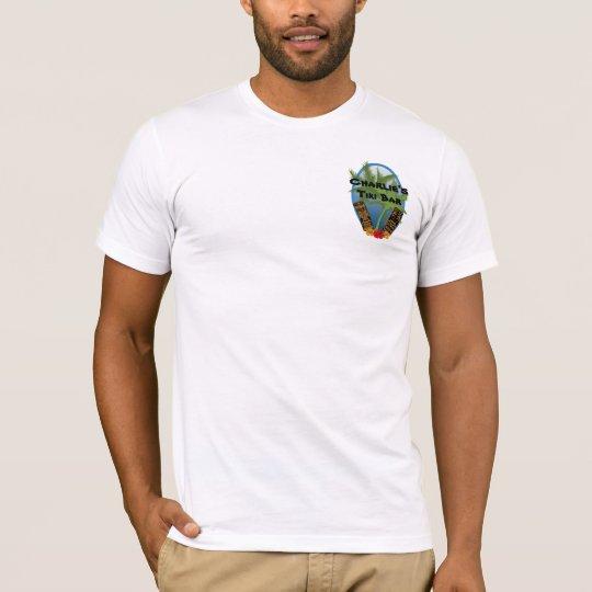 Personalised Tiki Bar shirt