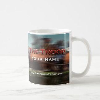 Personalised Troop Film Windsor Mug (add a name)