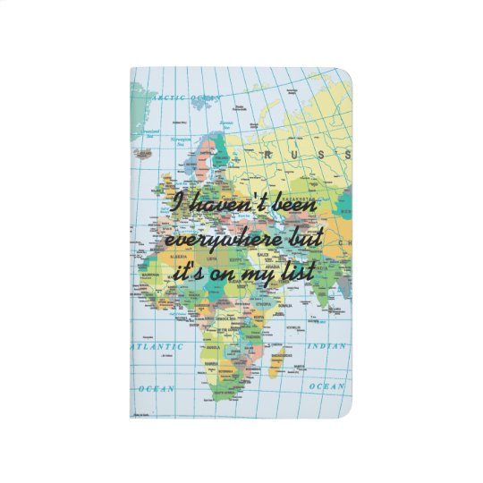 Personalised vintage world map travel journal zazzle personalised vintage world map travel journal gumiabroncs Gallery